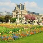 Париж. Лувр. Сады Тюильри (1024x768)